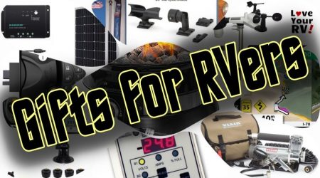 Ten Gift Ideas for the RVer on Your List