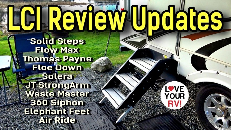 LCI RV Product Review Update Roundup Feature Photo