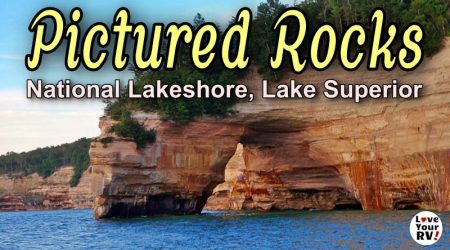 Pictured Rocks National Lakeshore – Throwback Video (July 2011)