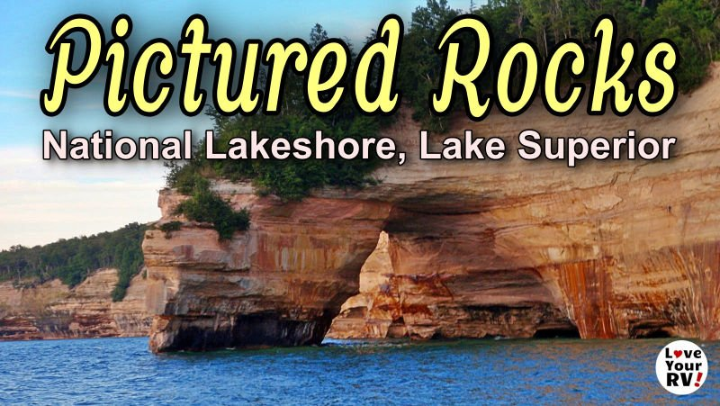 Pictured Rocks National Lakeshore Feature Photo