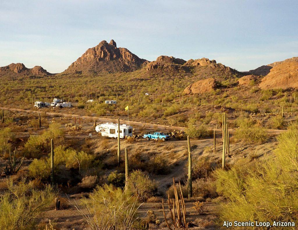 Ajo Scenic Loop Arizona