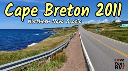 Exploring Cape Breton Island, Nova Scotia – Throwback Video August 2011