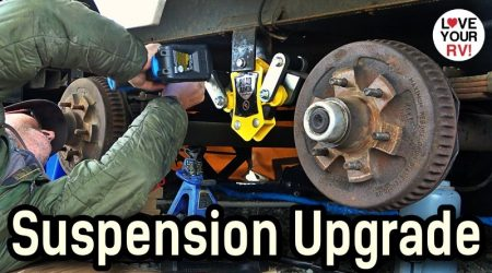 Big Suspension Upgrades – Installing LCI Road Armor EQ, Wet Bolts, Bushings & Shackles