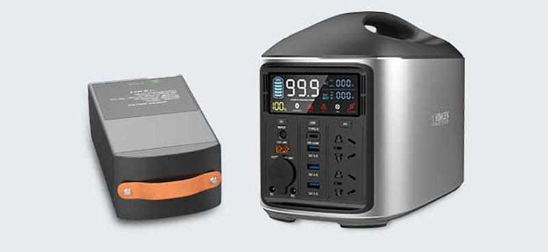 HIMCEN Battery Box H740 Pro