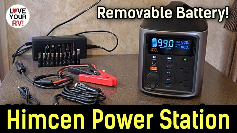 Himcen Portable Power Station First Look Feature Photo