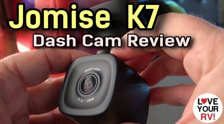 Jomise K7 Dash Cam Review -1600P Resolution plus Traffic Warnings