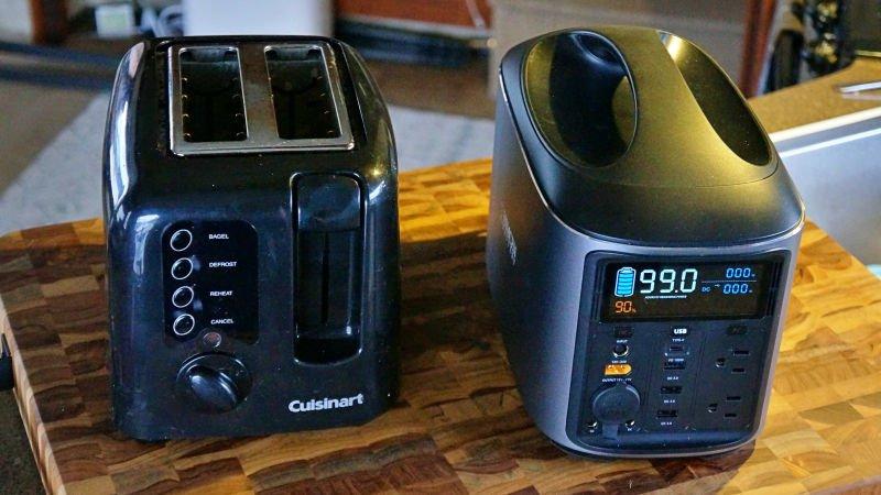 Toaster Size Comparison