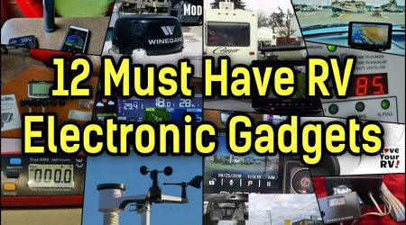 Electronic Gear and Gadgets For RVing – My 12 Must Haves