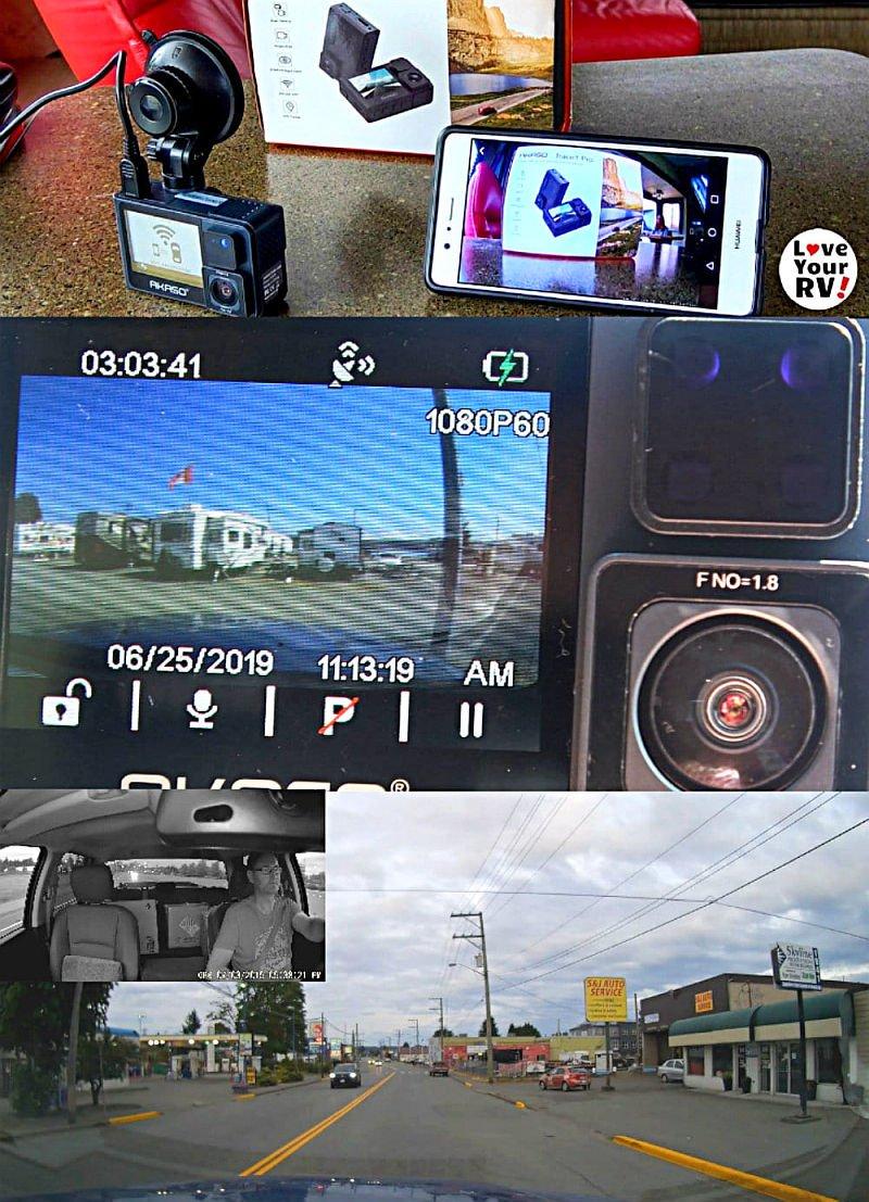 Akaso Trace 1 Pro Dash Cam