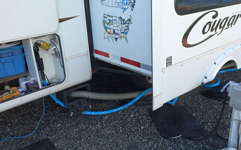 Camco Heated Water Hose