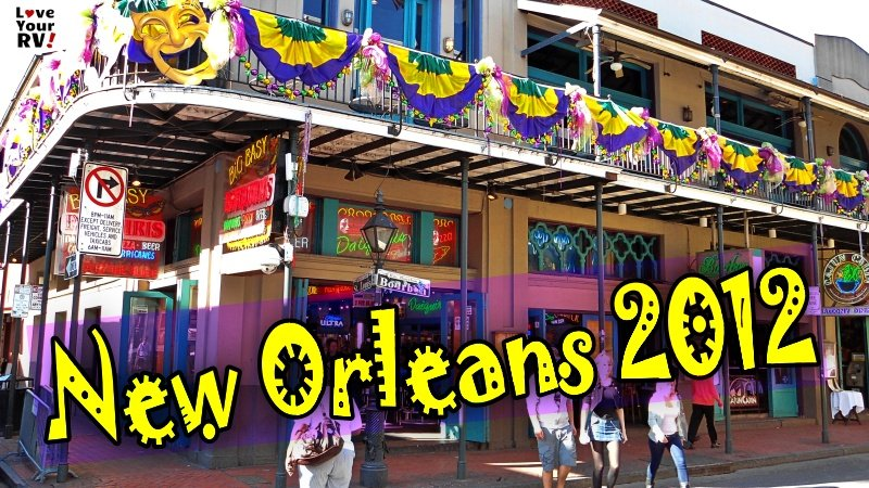 New Orleans 2012 Throwback Feature Photo