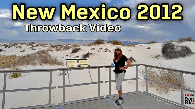 New Mexico 2012 Throwback Feature Photo