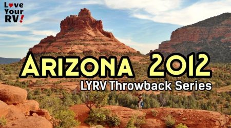 Arizona 2012 Throwback – Sedona and Petrified Forest NP