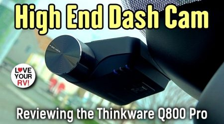 High-End Cloud Enabled Dash Cam – Thinkware Q800 Pro Review