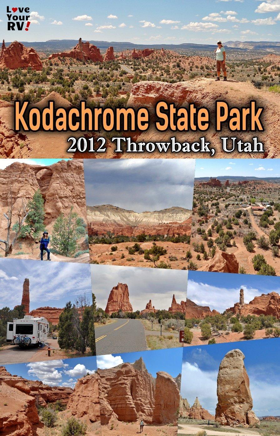 Kodachrome Basin State Park, Utah - 2012 Throwback Video Series