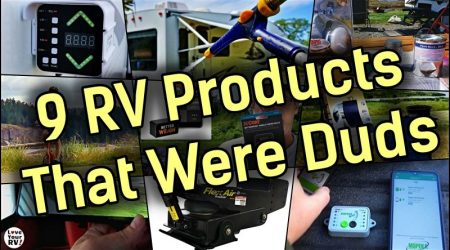 9 RVing Products that Turned Out to be Duds