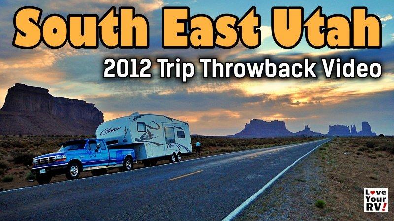 SouthEast Utah 2012 Throwback Feature Photo