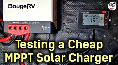 Testing out a Cheap 40A MPPT Solar Charge Controller from BougeRV
