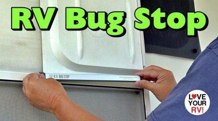 RV Bug Stop – Screen Door Upgrade