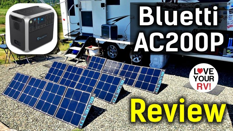 Bluetti AC200P Review Feature Photo