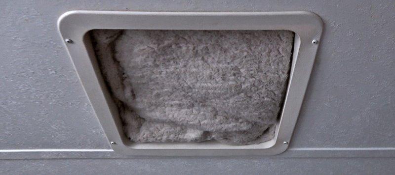 RV Vent Cushions