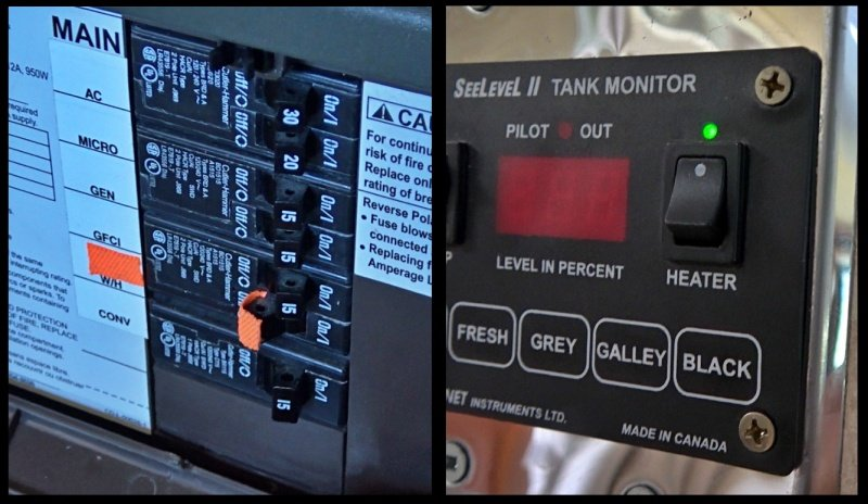 Switch RV Water Heater to Gas Mode