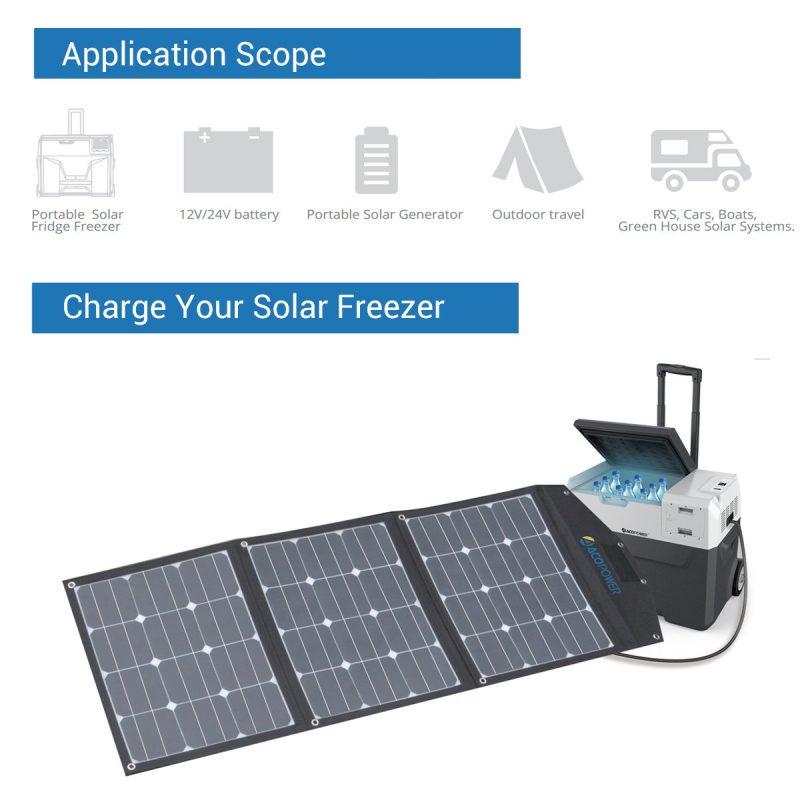ACOPOWVER LiON Solar Freezer image