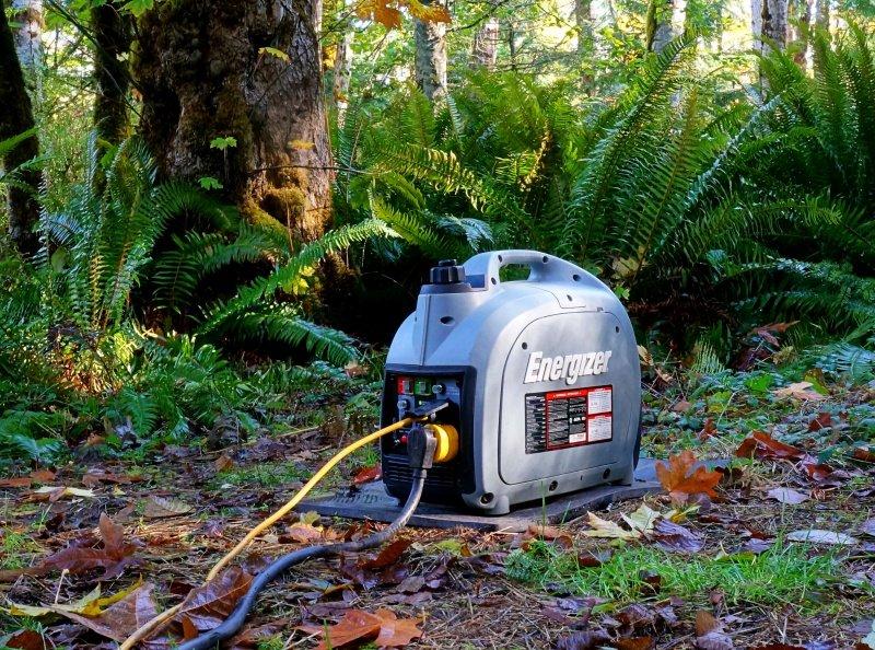 Energizer 2000W gas generator